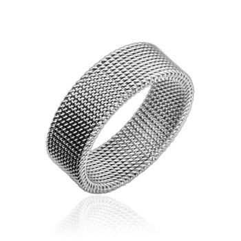 316L Stainless Steel Flexible Screen Ring