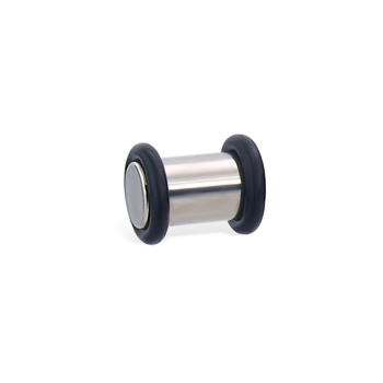 Pair Of Titanium Cylinder Plugs