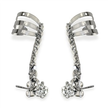 Set of Gem Ear Cuff's