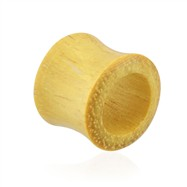 Pair Of Organic Jackfruit Wood Saddle Tunnels