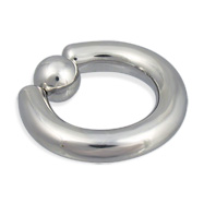 Captive Bead Ring, 6 Ga