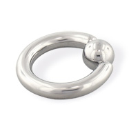 Captive Bead Ring, 8 Ga